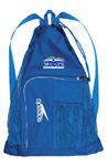 McCallie GPS Deluxe Mesh Bag w/Logo