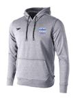 McCallie GPS Fleece Hooded Sweatshirt w/Logo