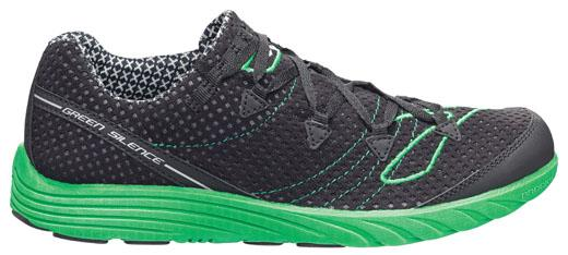 Men's Brooks Green Silence