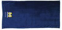 Mississippi Makos Beach Towel w/Logo