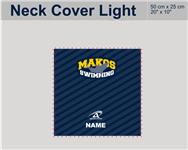 Mississippi Makos Custom Neck Cover