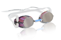 Monterbara Swedish Goggles -- Metallized
