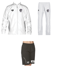 NTA Team Warm-Up Set and Male Short w/Logo Bundle