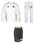 NTA Team Warm-Up Set and Male Short w/Logo Bundle