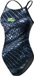 NWGA Nitros Skimpy Cutout Suit w/Logo