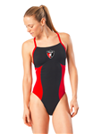 PASA Female Thin Strap Suit w/Logo