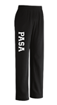 PASA Streamline Warm-Up Pant w/Logo