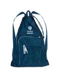 Poseidon Swimming Deluxe Mesh Bag w/Logo