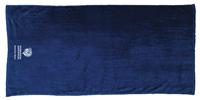 Poseidon Swimming Navy Beach Towel w/Logo