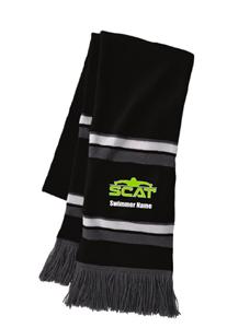SCAT Scarf w/Logo