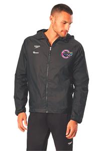 SMAC Men's Warm-up Jacket w/ Sublimated Banjo Bear Patch Logo