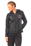 SMAC Female Warm-up Jacket w/ Sublimated Banjo Bear Patch Logo