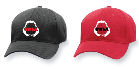 Great White Shark Aquatics Hat w/ Logo