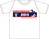 White Southwest VA Invite 2014 Shirt
