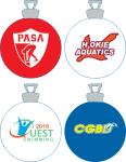 Custom Team Christmas Ornaments