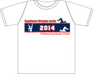 White Southwest VA Invite 2014 Shirt