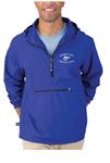 Shades Cliff Rain Pullover w/Logo
