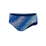 CCAC: Speedo Razor Dot Brief - Blue