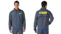 CGBD Team Warmup Jacket -- Adult