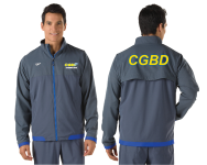CGBD Team Warmup Jacket -- Youth