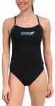 CGBD Skimpy Thin Strap Training Suit (open back) w/logo