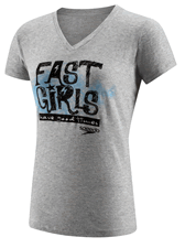 Fast Girls -- female tee