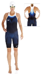 Speedo: Fastskin3 Super Elite Kneeskin (Closed Back)