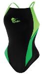 Fox Creek Marlins Female Crossback Suit w/Logo
