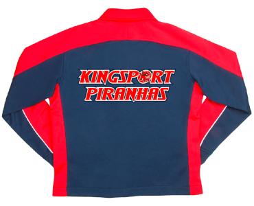 Kingsport Pirahnas Jacket (Youth)