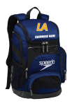 Lanier Aquatics 35L Teamster Backpack w/Logo