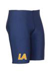 Lanier Aquatics Team Jammer-Navy w/logo