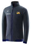 Lanier Aquatics Tech Warm-up Jacket