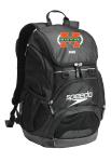Machine Black 25L Teamster Backpack
