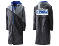 McCallie/GPS Team Parka w/Logo