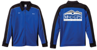 McCallie/GPS Warmup Jacket