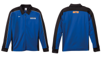 Memphis Tiger Warmup Jacket w/Logo