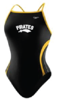 Princeton Y 2011 Girls Suit w/Logo
