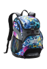 Printed Teamster Backpack 35L