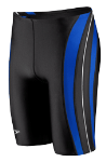 Vance Middle School: Rapid Splice Jammer - Black/Blue with LOGO