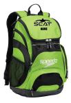 SCAT Backpack w/Logo