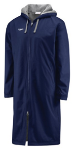 SMAC Team Unisex Parka - with Team Logo embroidery