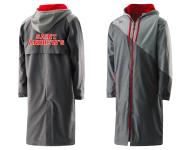 Saint Andrews Aquatics Parka w/Logo