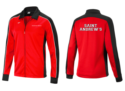 Saint Andrew's Aquatics Jacket - Streamline