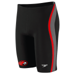 Signal Mountain Male Jammer Quark Splice W/Logo (Black/Red)