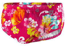 Speedo Girls' Swim Diaper