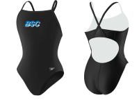 Speedo Lycra Flyback w/ Team Logo