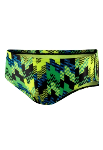 Speedo Puzzle Me This Polo Brief