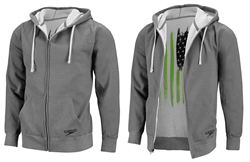 Unisex Flag hoodie