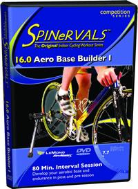 Spinervals 16.0 Aerobase Builder I