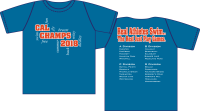 CAL 2018 Championship Tee